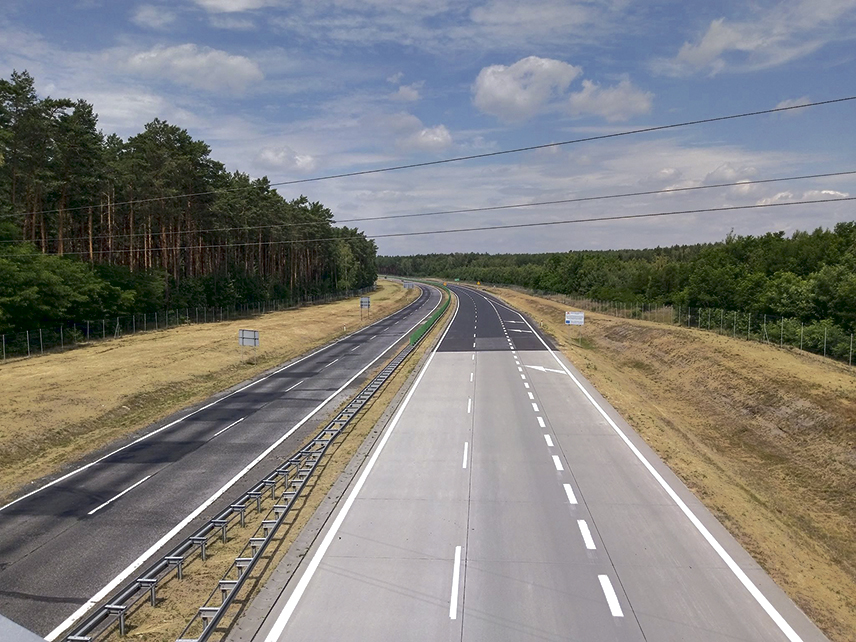 Kolejny przetarg na remont autostrady
