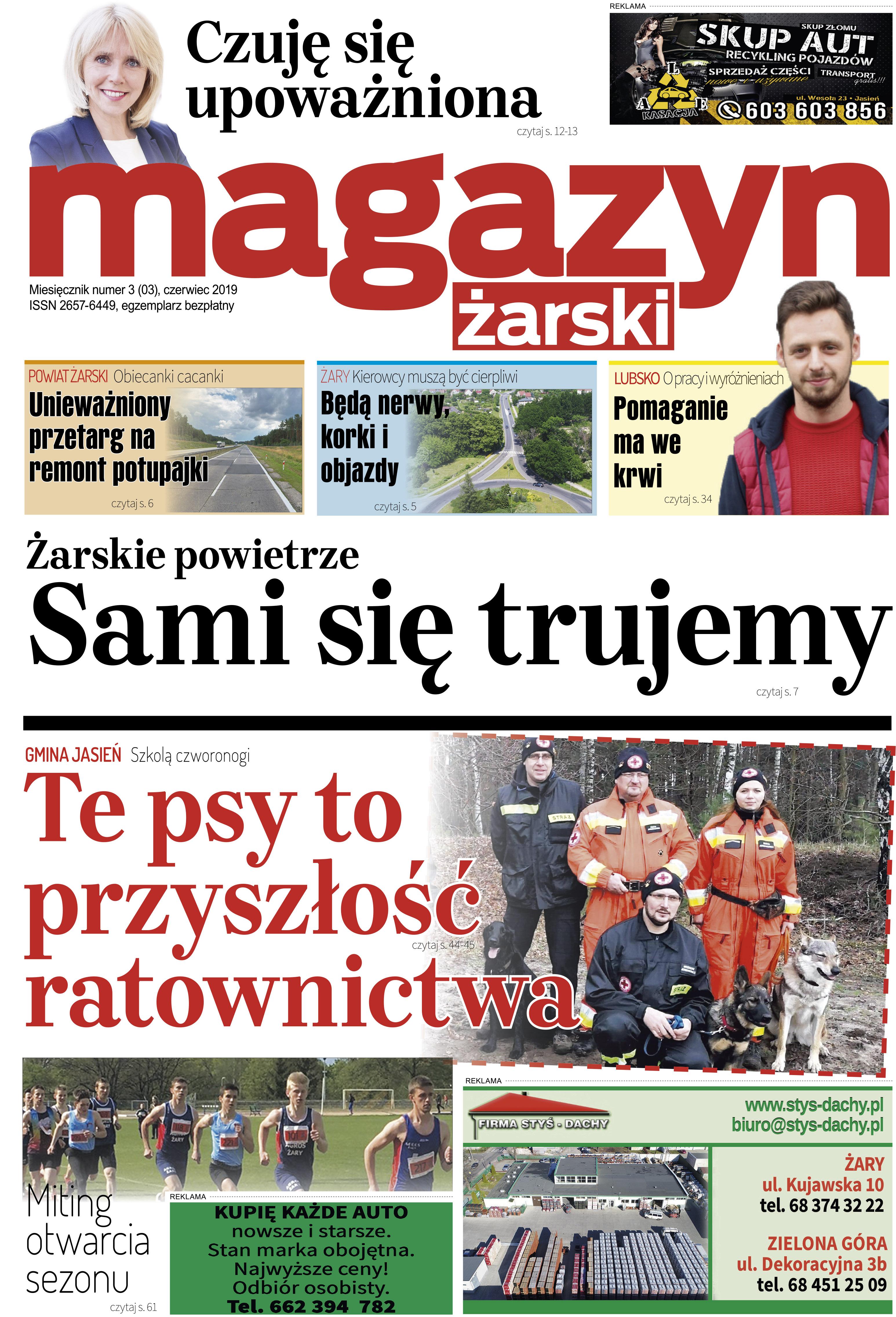 Magazyn Żarski 03